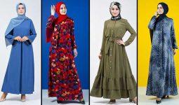 Sefamerve Tesettür Elbise Modelleri 1 [2020]   Reformation Clothing