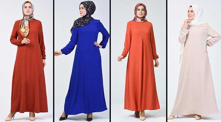 Sefamerve Tesettür Elbise Modelleri 2 [2020] | Reformation Clothing