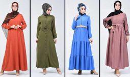 Sefamerve Tesettür Elbise Modelleri 3 [2020]   Reformation Clothing