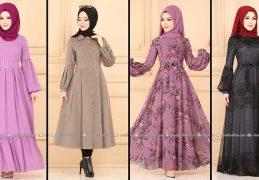Stylish Hijab Abayas Neck Sleeve Designs Collection 1/3 | Dubai Abaya Designs