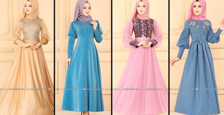 [2020] Stylish Hijab Abayas Neck Sleeve Designs Collection 3/3 | Dubai Abaya Designs | Modaselvim