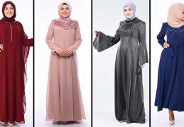 2020 Sefamerve Büyük Beden Abiye Elbise Modelleri 4 | Plus Size Abendkleid - Evening Dress
