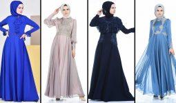 [2020] Sefamerve Tesettür Abiye Elbise Modelleri 2/30   Abendkleid - Evening Dress
