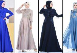 [2020] Sefamerve Tesettür Abiye Elbise Modelleri 2/30 | Abendkleid - Evening Dress