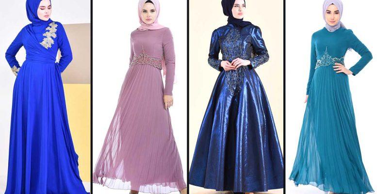 [2020] Sefamerve Tesettür Abiye Elbise Modelleri 3/30 | Abendkleid - Evening Dress