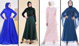 [2020] Sefamerve Tesettür Abiye Elbise Modelleri 5/30   Abendkleid - Evening Dress