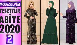 Modaselvim Abiye 2020 [2]   Modaselvim Tesettür Abiye Elbise Modelleri   Abendkleid - Evening Dress
