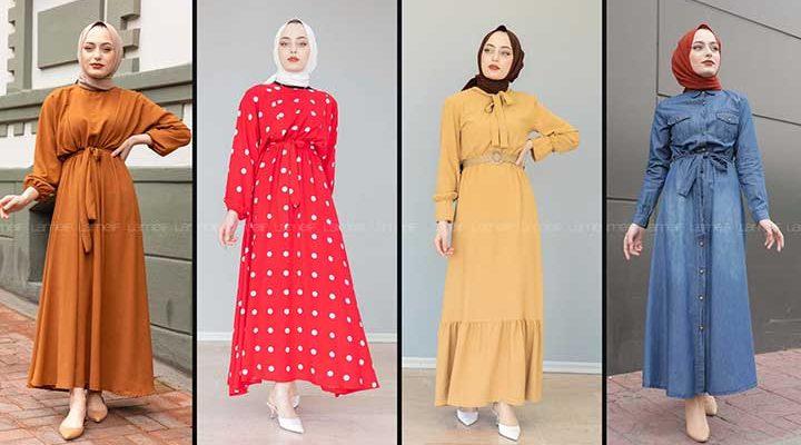 Lamelif Tesettür Elbise Modelleri 3 [2020] | Reformation Clothing - Lamelif Elbise
