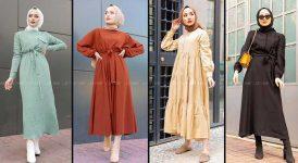 Lamelif Tesettür Elbise Modelleri 4 [2020] | Reformation Clothing - Lamelif Elbise