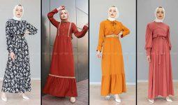 Lamelif Tesettür Elbise Modelleri 5 [2020] | Reformation Clothing - Lamelif Elbise