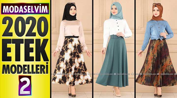 Modaselvim Etek Modelleri 2020 (İlkbahar Yaz) 2/3   Skirts - Jupe - Rock - تنورة