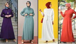 2020 Sefamerve Tesettür Elbise Modelleri 10   Reformation Clothing