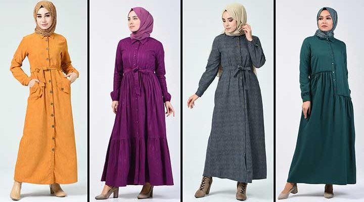 2020 Sefamerve Tesettür Elbise Modelleri 6   Reformation Clothing