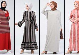 2020 Sefamerve Tesettür Elbise Modelleri 8 | Reformation Clothing