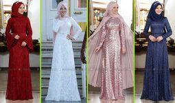 Al-Marah Tesettür Abiye 2020 [ 2 ] | The Most Stunning Hijab Evening Dresses 2020