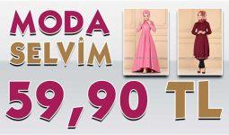 ModaSelvim 59,90 TL Kampanyalı İndirimli Tesettür Ürünler 3 [Mayıs 2020] | Moda Selvim 59,90 Elbise
