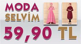 ModaSelvim 59,90 TL Kampanyalı İndirimli Tesettür Ürünler 3 [Mayıs 2020]   Moda Selvim 59,90 Elbise