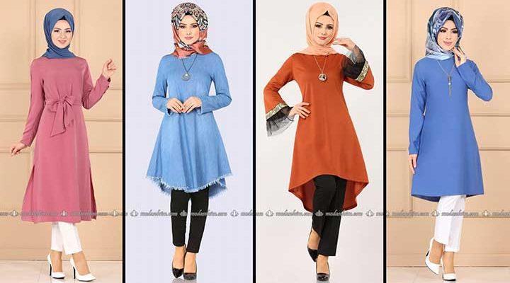 2020 Yaz Modaselvim Tunik Modelleri 14 | The Most Fashionable Trend Tunic Models