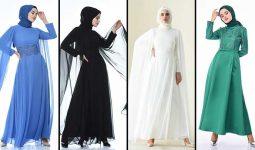 [2020] Sefamerve Tesettür Abiye Elbise Modelleri 10/30 | Abendkleid - Evening Dress