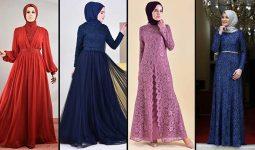 [2020] Sefamerve Tesettür Abiye Elbise Modelleri 6/30 | Abendkleid - Evening Dress