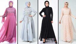 [2020] Sefamerve Tesettür Abiye Elbise Modelleri 7/30 | Abendkleid - Evening Dress