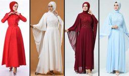 [2020] Sefamerve Tesettür Abiye Elbise Modelleri 9/30 | Abendkleid - Evening Dress
