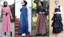 Modanisa 2020 İlkbahar Yaz Tesettür Elbise Modelleri Galeri 13 | Elbise Modelleri