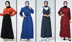 2020 Sefamerve Tesettür Elbise Modelleri 11 | Reformation Clothing