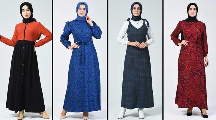 2020 Sefamerve Tesettür Elbise Modelleri 11   Reformation Clothing