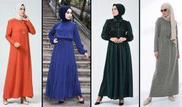 2020 Sefamerve Tesettür Elbise Modelleri 12 | Reformation Clothing