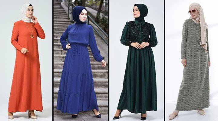 2020 Sefamerve Tesettür Elbise Modelleri 12   Reformation Clothing