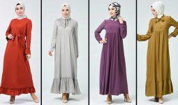 2020 Sefamerve Tesettür Elbise Modelleri 13 | Reformation Clothing