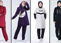 2020 Sefamerve Büyük Beden Tesettür Eşofman Modelleri 3 | Survêtement Hijab - Islamic Sportswear