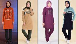 2020 Sefamerve Tesettür Eşofman Modelleri 2 | Survêtement Hijab - Islamic Sportswear