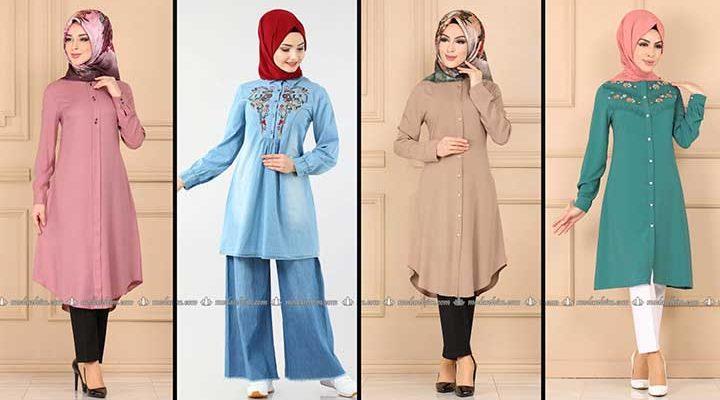 2020 Yaz Modaselvim Tunik Modelleri 16 | The Most Fashionable Trend Tunic Models