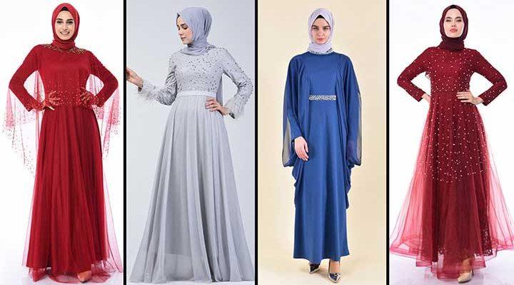 [2020] Sefamerve Tesettür Abiye Elbise Modelleri 12/30 | Abendkleid - Evening Dress