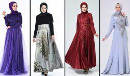 [2020] Sefamerve Tesettür Abiye Elbise Modelleri 14/30 | Abendkleid - Evening Dress