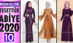 Modaselvim Abiye 2020 [10] | Modaselvim Tesettür Abiye Elbise Modelleri | Abendkleid - Evening Dress