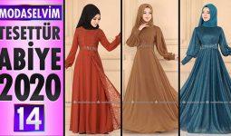Modaselvim Abiye 2020 [14] | Modaselvim Tesettür Abiye Elbise Modelleri | Abendkleid - Evening Dress
