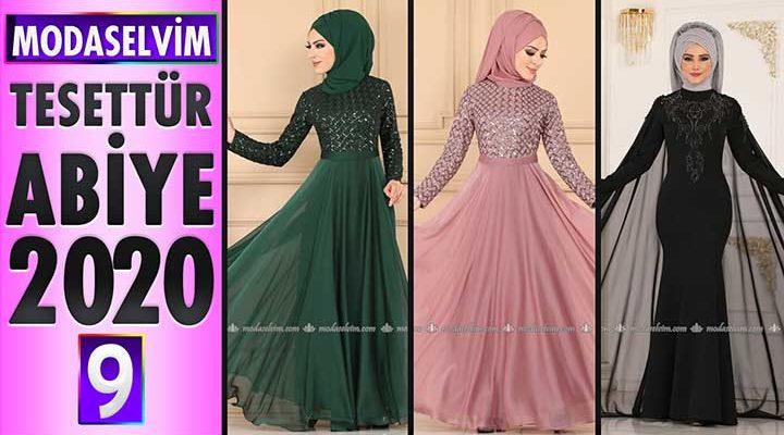 Modaselvim Abiye 2020 [7]   Modaselvim Tesettür Abiye Elbise Modelleri   Abendkleid - Evening Dress