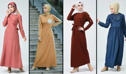 2020 Sefamerve Tesettür Elbise Modelleri 16 | Reformation Clothing