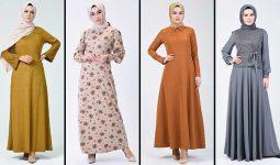 2020 Sefamerve Tesettür Elbise Modelleri 17 | Reformation Clothing