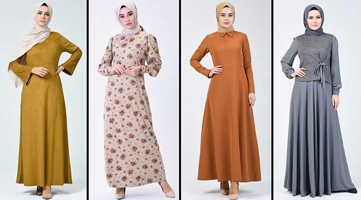 2020 Sefamerve Tesettür Elbise Modelleri 17   Reformation Clothing