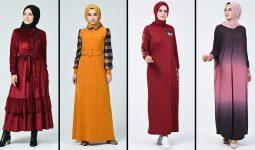 2020 Sefamerve Tesettür Elbise Modelleri 18 | Reformation Clothing