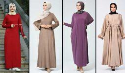 2020 Sefamerve Tesettür Elbise Modelleri 19 | Reformation Clothing