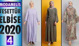 ModaMelis Elbise Modelleri 2020 [ 4 ] | Yeni Sezon Trend Tesettür Elbise Modelleri