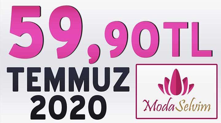 ModaSelvim 59,90 TL İndirim Kampanya Tesettür Ürünler 1 [ 2020 Temmuz]   Moda Selvim 59,90 Elbise