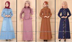 Modaselvim Büyük Beden Elbise Modelleri 1 [ 2020 Yaz ] | Tesettür Elbise - Plus Size Dresses