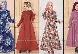 Modaselvim Büyük Beden Elbise Modelleri 2 [ 2020 Yaz ] | Tesettür Elbise - Plus Size Dresses