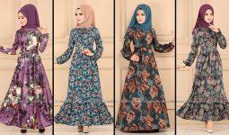 Modaselvim Büyük Beden Elbise Modelleri 3 [ 2020 Yaz ] | Tesettür Elbise - Plus Size Dresses